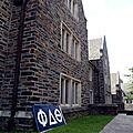 Duke campus and duke chapel
