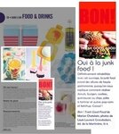 Trash Good Food dans A Nous Paris_Presse