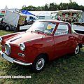 Glas goggomobil TS 250 coupé de 1967 (32ème Bourse d'échanges de Lipsheim) 01