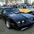 Pontiac firebird trans am coupe 1979-1981