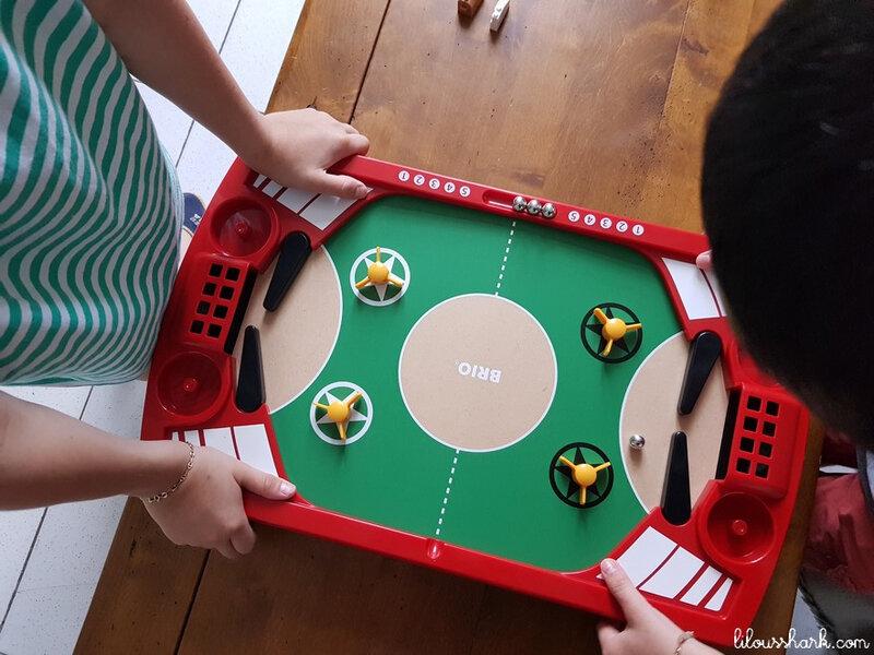 pinball challenge brio 7