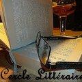 Résumé du cercle littéraire du 17/09/15 : moisson estivale