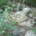 Chichen Itza - In the jungle near Steam Baths