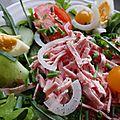 Salade mixte strasbourgeoise