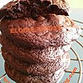 COOKIES BROWNIES AU CHOCOLAT 040