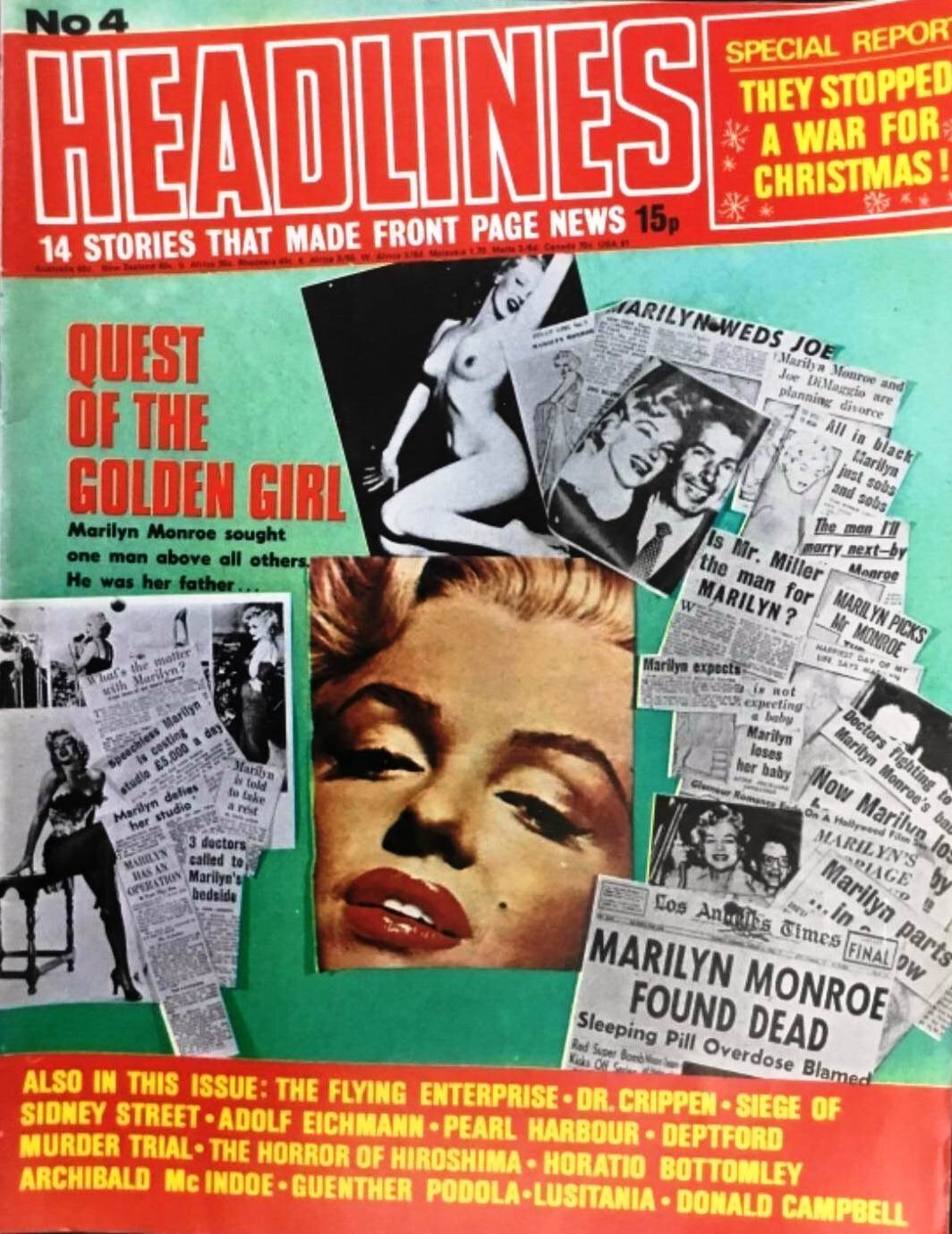 Headlines (Gb) 1971