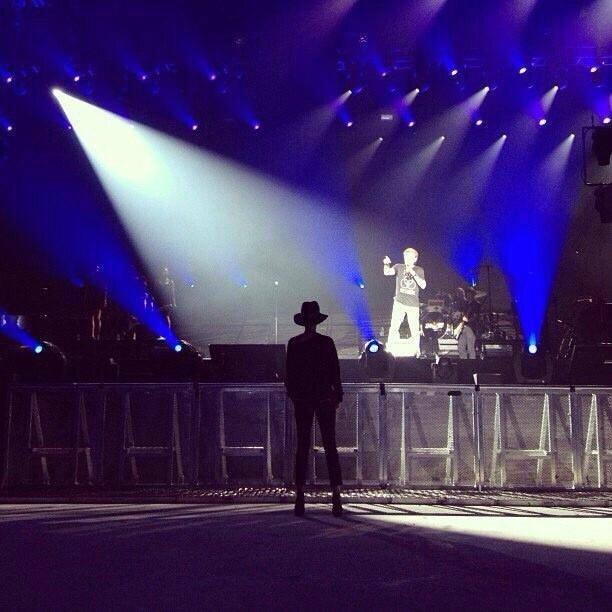 le 01 juin 2013 concert à Bordeaux J-1