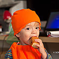 [couture] un déguisement de carotte pour halloween