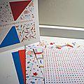 ★ c'est l'histoire des petits papiers à origami ...