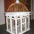 cage à oiseaux (8€)