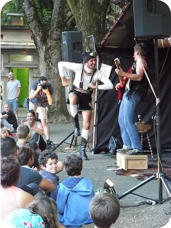 Quartier Drouot - Scènes de Rue42