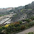 Lugdunum - théâtre romain