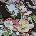 Mini album Magnolia - cadeau naissance 4