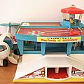 Aéroport et avion Fisher Price 1972