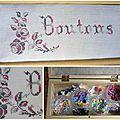 Boite-à-boutons- réalisée par Christine