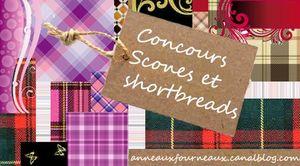 concours scones et shortbreas