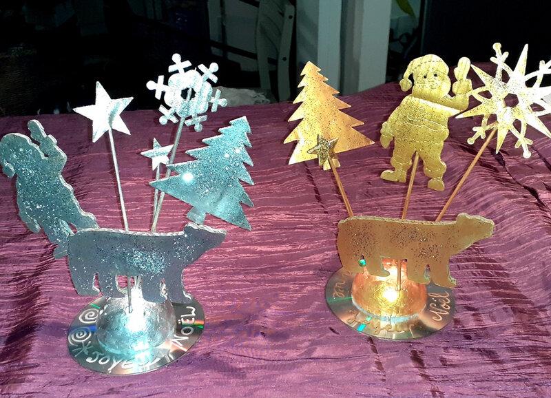 366-Noël et Nouvel an- Déco de table Noël (64)