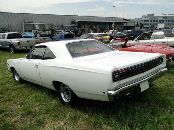 plymouth sport satellite hardtop coupe 1968 b