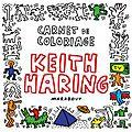 Un carnet de coloriage qui nous fait prendre pour keith haring