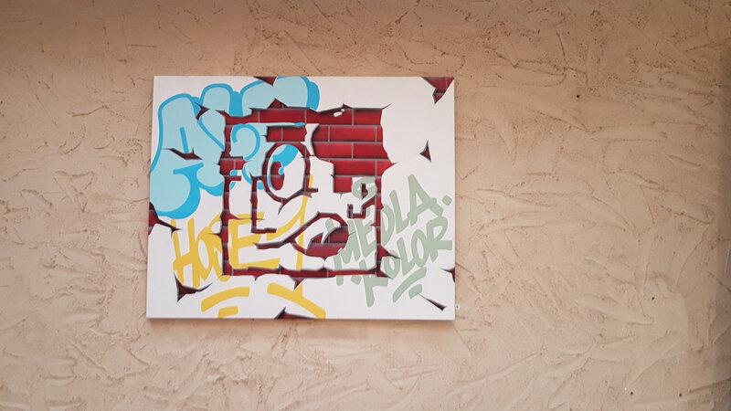 Street Art du mois : Picthose