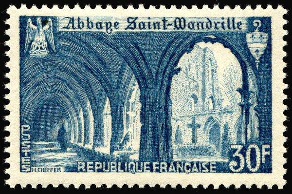St_Wandrille_1951_GF