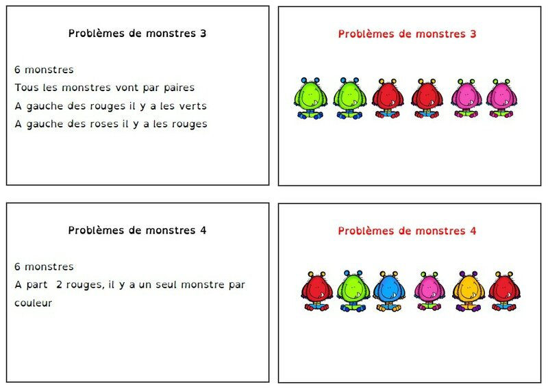 pbl monstres 2