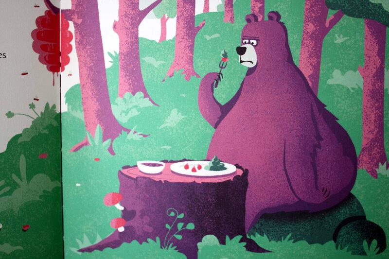 L'ours qui ne rentrait plus dans son slip 029