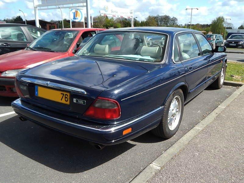 Jaguar XJ6 X300 1994 1997 Autos Croises
