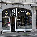 Ciseaux d'or mulhouse haut-rhin coiffeur barbier