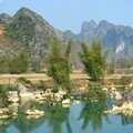 alentours de Cao Bang