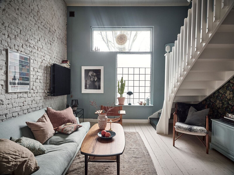 Vintage+Touches+in+a+Beautiful+Scandinavian+xdfgsdgsdHome+-+The+Nordroom