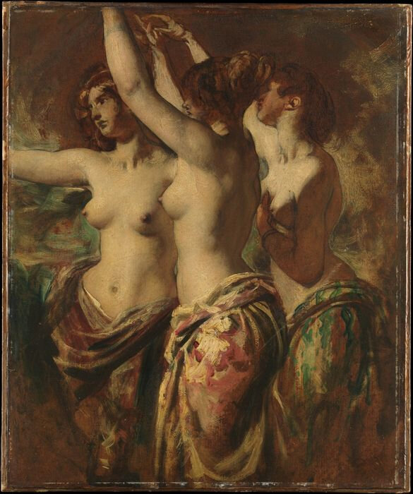 _Fh_fh00001001_-_William_Etty_British_York_1787_1849_York_The_Three_Graces