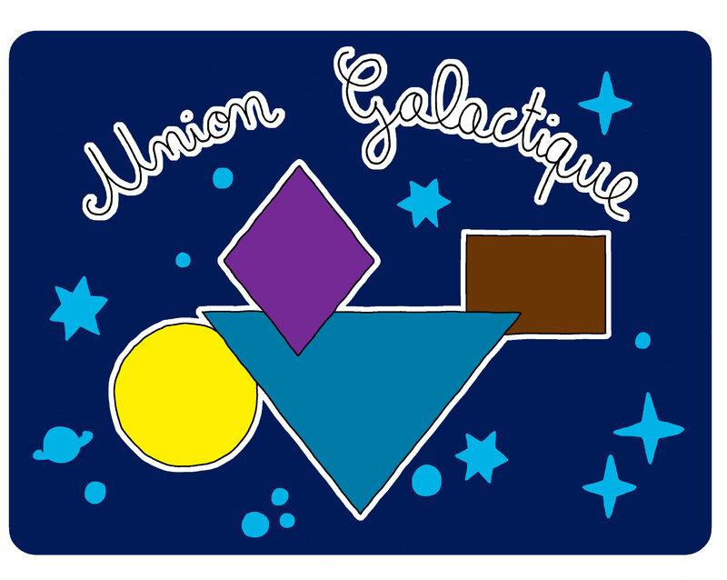Logo Union Galactique
