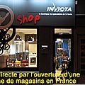 Invicta, une nouvelle stratégie au poele de distribution directe