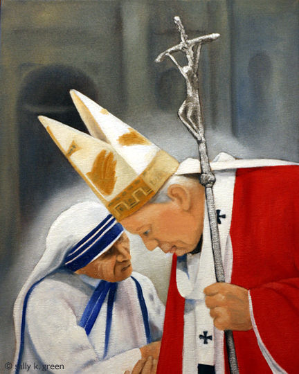 Pope-John-Paul-detail