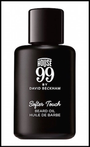 house 99 by david beckham huile de barbe