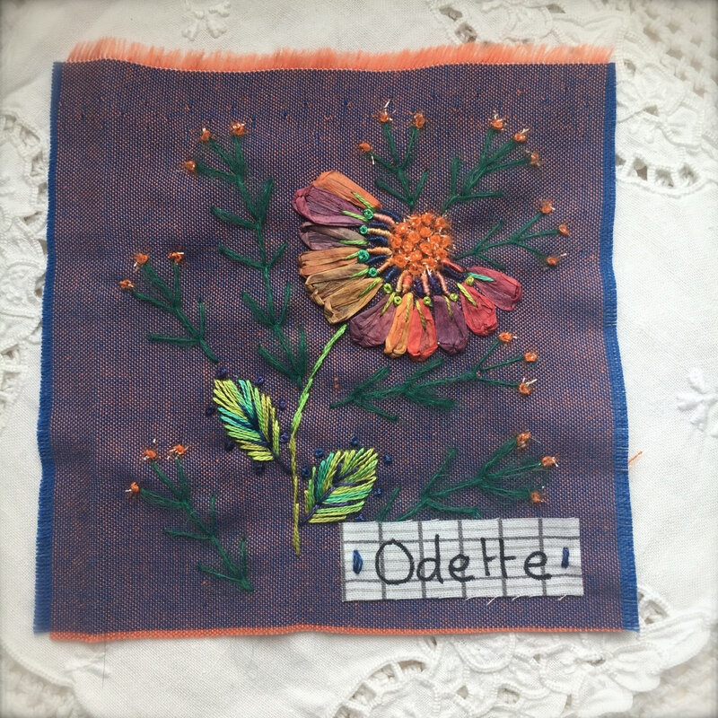 Fleur12x12 Odette