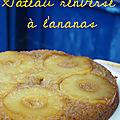 Old school : gâteau renversé à l'ananas
