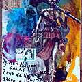 X MAIL ART RECUS 2010