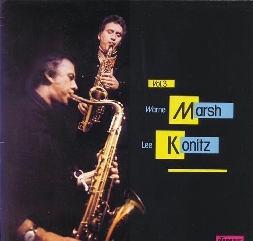 Warne Marsh Lee Koonitz - 1975 - Jazz Exchange, Vol