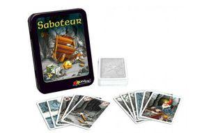 Boutique jeux de société - Pontivy - morbihan - ludis factory - Saboteur