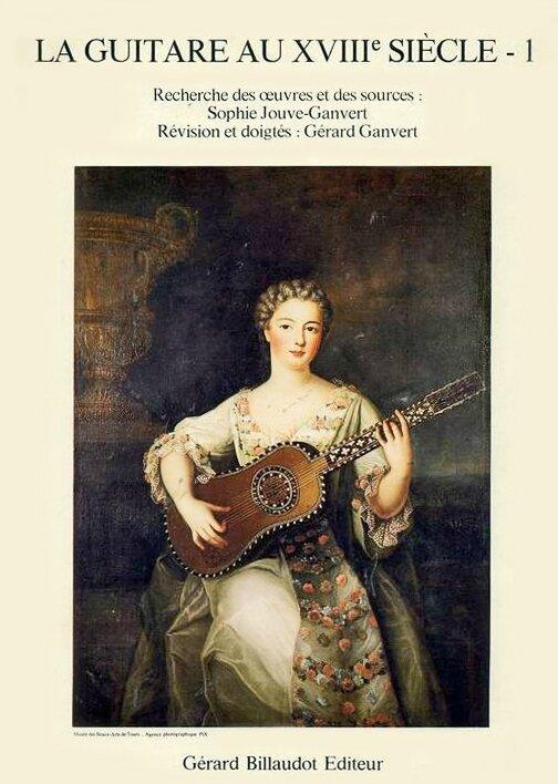 Magazine La guitare au 18ème siècle