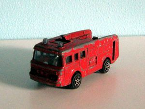 Erf fire tender (Corgi)