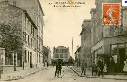 rue moulin de pierre-issy