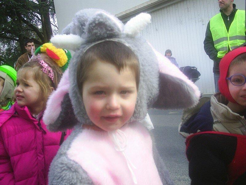 Lucas l'elephant (2 ans et demi)
