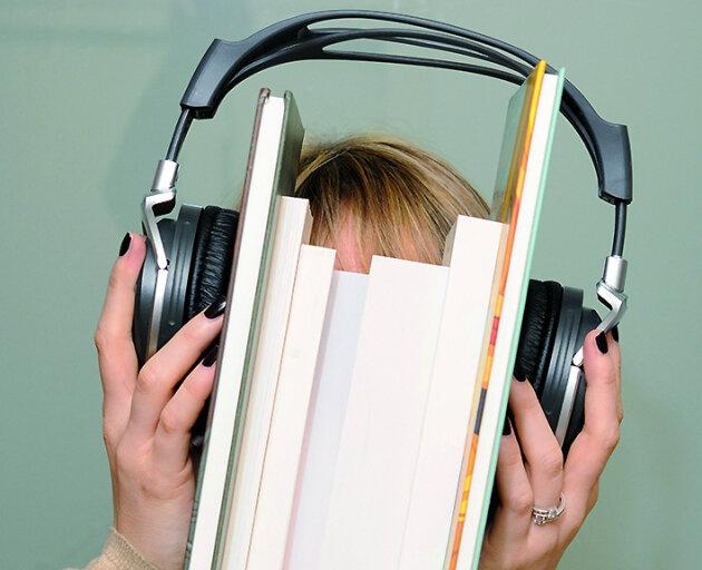 Le livre audio en plein développement