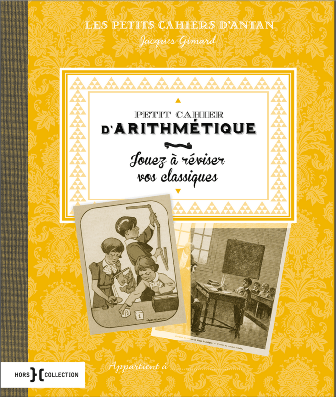 LES PETITS CAHIERS D'ANTAN - JACQUES GIMARD - HORS COLLECTION