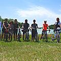 Ô gravel family ride 11 juillet : girou, verfeil, la balerme