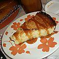 Coconut pie ( tarte à la noix de coco )