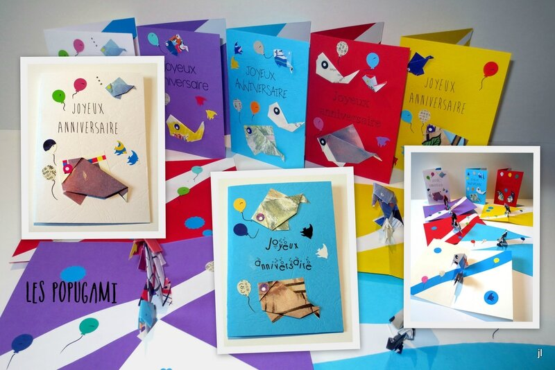 Cartes origami pop up8
